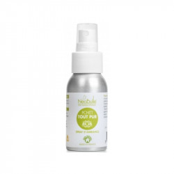 Spray d'ambiance Bio purificateur d'air - 50ml
