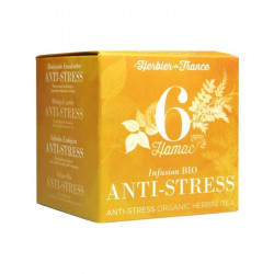 Infusion nº6 Anti-stress bio - 22,5g