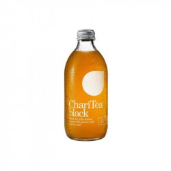 Infusion Charitea Black bio - 330ml