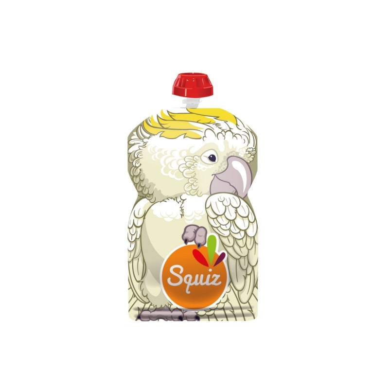 Gourde Cacatoes 130ml x1