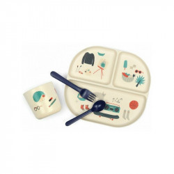 Set vaisselle royale - Blue
