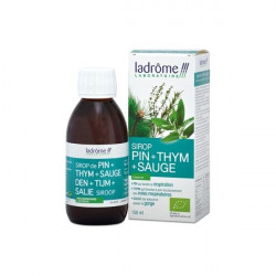 Sirop pin thym sauge - 150ml