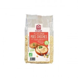 Flocons pois chiches Bio - 350 g