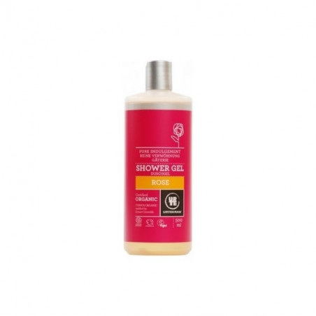 Gel douche à la rose Bio - 500ml