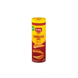 Chips Curvies BBQ Sans Gluten - 170gr