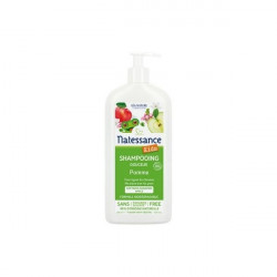 Kids Shampooing Corps & Cheveux Pomme Bio - 500 ml