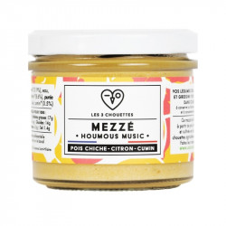 Houmous Music pois chiches...