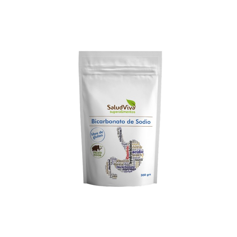 Bicarbonate de sodium - 300 gr
