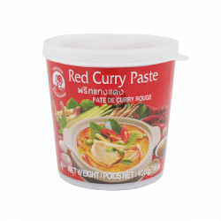Pâtes au curry rouge - 400 gr
