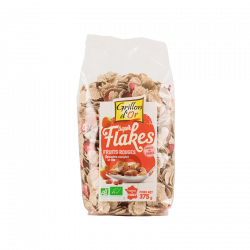Super Flakes fruits rouges bio - 375G