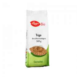 Blé bio en grains - 500 gr