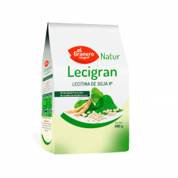 Lecitina de soja ip - 500 gr