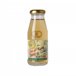 Jus de raisin blanc Bio - 200ml
