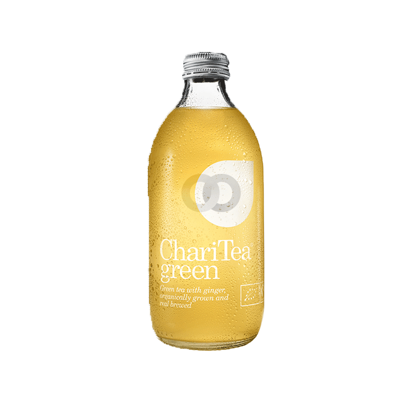 Infusion Charitea green bio - 330ml