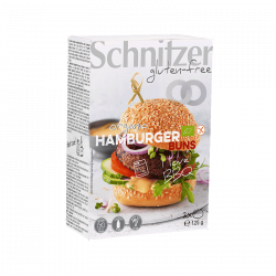 Pain à hamburger Bio - 1x125g
