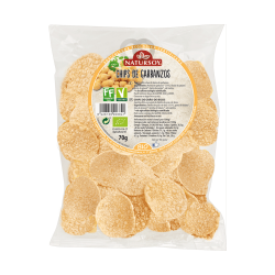 Chips de pois chiches Vegan et Bio - 70g