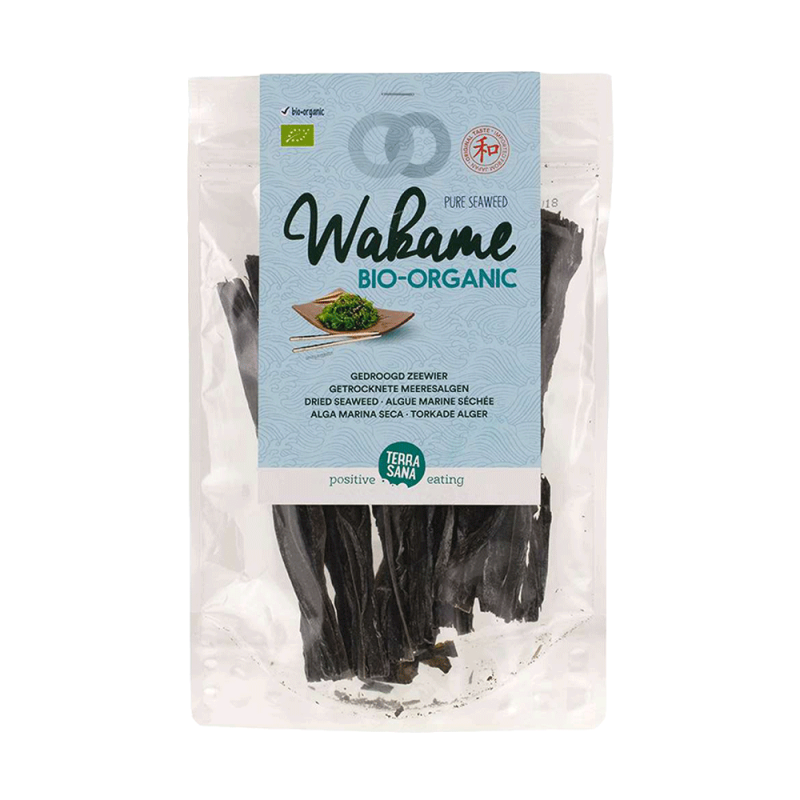 Algue Wakame Bio - 50g