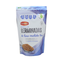 Graines de Lin moulues bio - 200 gr