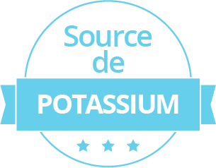 Source de potassium