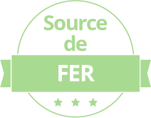 Source de fer