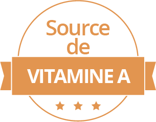 Source de vitamine A