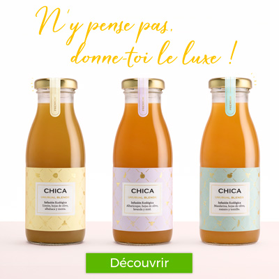 Chica unusual blends chez smartfooding