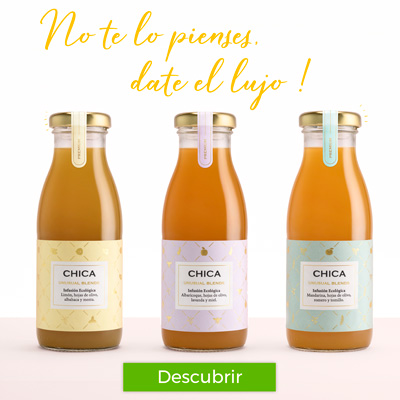 Chica unusual blends en Smartfooding